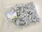 Snap clip diam. mm. 25 , Gewiss GW50603 , lot of 100 pcs.