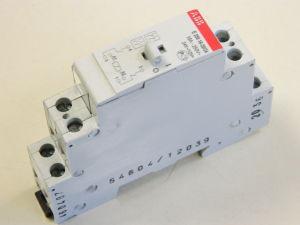ABB E259 16-20/24 relay 16A 2NO, coil 24Vac/12Vdc