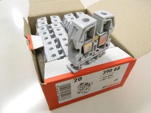 Modular terminal block 35mmq. LEGRAND 390 68 (n.20pcs.)