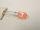 Led ovale 5mm. rosso alta luminosità CREE L05SMTHR4-BOG-A  (n.100 pezzi)