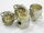Tube socket 7 pin miniature, gold plated , genuine made in Germany (n. 4pcs.)