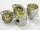 Zoccolo per valvola 7 pin ceramico contatti dorati originale made in Germany (n.4 pezzi)