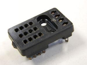 Zoccolo 16 pin per relè Siemens 4 scambi , terminali a saldare