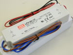 Power supply Mean Well LPV-60-15  15Vdc 4A  60W,   IP67