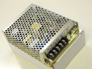 Power supply Mean Well S-40-24  24Vcc 1,8A  40W