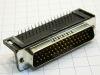 Connettore D SUB 50 pin maschio 90° circuito stampato