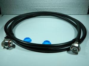 """SPINNERFLEX  SF1/2""""-50-PE cavo coassiale , connettore  7-16 maschio/7-16 maschio 90° (mt.3)"""