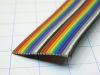 Piattina colorata 20 poli AWG24