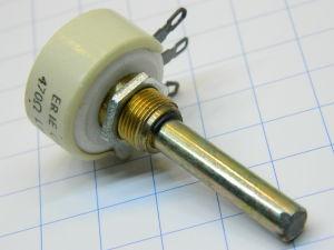 Potentiometer 470ohm  ERIE