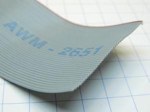 Flat cable piattina 50 poli AWG28 passo mm. 1,27