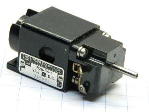 Motore 27,5Vcc DIEHL FD6-34-1