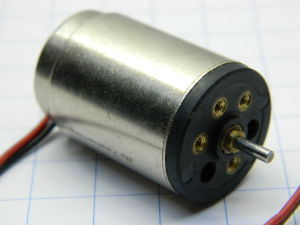 Motore 3Vcc Faulhaber 2233U003S  mm. 35x22