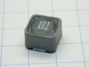 1,2uH 3,8A  power inductor SMD Matsuta SC127 1R2