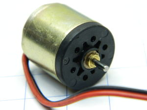 Motore 12Vcc Faulhaber 1717L012S  mm. 20x17