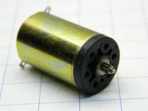 Motore 12Vcc Faulhaber 1524E12S, mm. 26x15