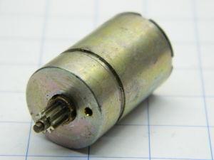 DC motor 12Vdc 14.000rpm  Faulhaber, mm. 24x15
