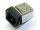 Filtro rete SCHAFFNER FN9260-1-06 250Vac 1A, presa IEC, portafusibile