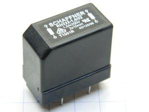 Filtro rete SCHAFFNER RN222-1,5/02 250Vac 1,5A , circuito stampato