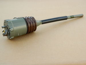 Accordatore  BX-33/A  con base antenna AB15/GR33