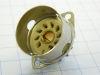 Ceramic Noval tube socket 9pin