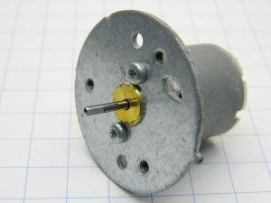 DC motor 12V 100mA 2000rpm mm. 31,5x24