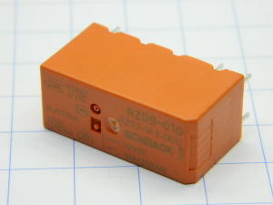 PCB relay SCHRACK RZ03-1A3-0012, 12Vdc coil , 1SPDT