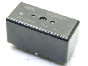 Twin relay automotive NEC EN2-B3N3ST reversible control 12Vdc 25A