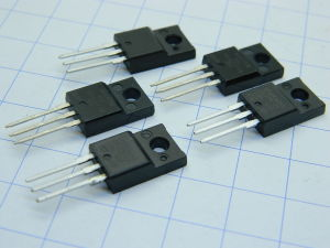 GF 6NC60HD IGBT 600V 15A STMicroelectronics (n.5 pezzi)