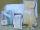 Lotto pezzuole in tessuto sintetico, panni vari, cannule,  pulizia armi