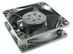 PAPST Typ 4624N axial fan 24Vac 50/60Hz , mm.  119x119x38