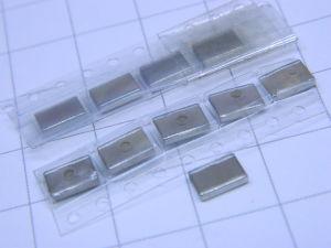 0,15MF 500Vdc SMD ceramic MLCC capacitor, Vishay VJ1825Y154MXEAT (n.10 pezzi)