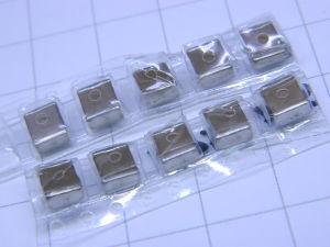 10MF 50Vdc SMD condensatore ceramico MLCC, KEMET C2220C106K5RACTU (n.10 pezzi)