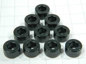 Nucleo toroidale in Permalloy  mm. 10,5x6,2x4,5 (n.10 pezzi)