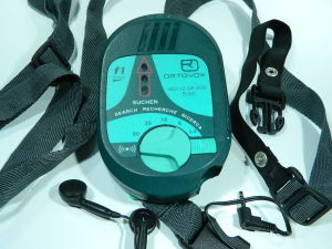 ORTOVOX F1 Focus avalanche transceiver beacon