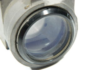 Lens diam. mm. 35, focus mm. 350