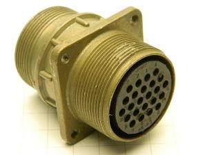 Connettore MS3100C-24-28S  24pin femmina da pannello