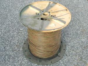 Cavo telefonico WF16-U  2x2AWG24,  bobina metallica da mt. 1.600