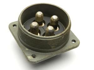 Connettore Bendix MS3100E-36-5P  4pin maschio da pannello