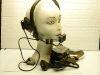 Headset  H-63/U , microphone CW-292/U,  PTT , cable CX-1070C/U