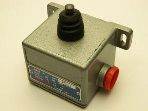 Pulsante Micro Switch stagno, ottimo per comando a pedale, 1 scambio 250Vac 10A