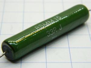 33ohm 15W resistor SECI RSMM15