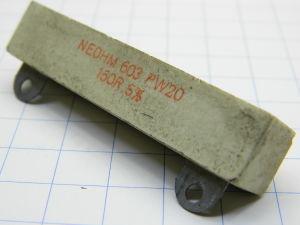 150ohm 20W resistor NEOHM PW20