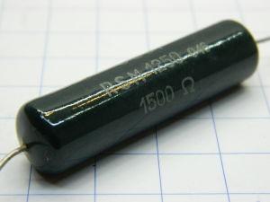 1,5Kohm 15W resistor SECI RSM1250