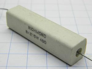 8,2Kohm 15W resistor