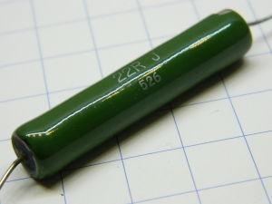 22ohm 15W resistor SECI RSMM15