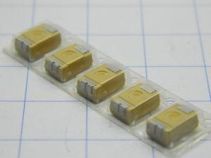 47uF 20Vcc condensatore al Tantalio SMD (n.5 pezzi)