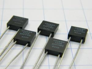 10Kpf 200Vcc condensatore MLCC, Kemet CK06BX  (n.5 pezzi)