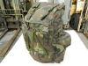 Italian Army mimetic backpak
