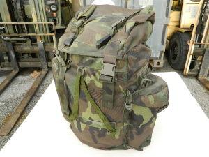 Zaino militare mimetico Esercito Italiano 50 litri
