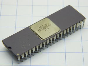 CDP1854AD , integrated circuit  RCA
